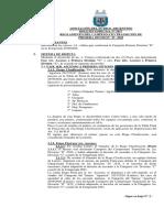 Reglamento Primera D Transición 2020