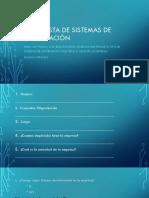 ENTREVISTA DE SISTEMAS DE INFORMACIÓN