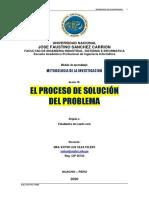 El Proceso de Solución del Problema_Texto