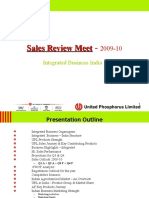 Global Sales Review