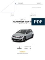 2017 VOLKSWAGEN GOLF GTI 4 DR FWD-RECALLS_RU(Autotranslated)