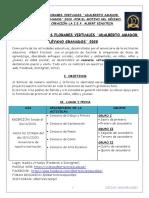 JUEGOS FLORARS VIRTUALES 2020