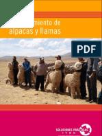 juzagamiento de llmas y alpacas