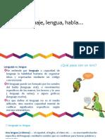 1. Introducción a la Gramática (1)