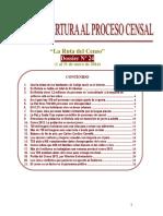 BOLIVIA lenguas indigenas numero censo 2012 dossier sobre la ruta del censo n 24