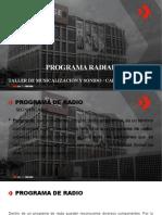 CLASE 03 TALLER DE MUSICALIZACION Y SONIDO