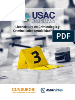 ESCENAS DEL CRIMEN - CRIMINOLOGIA