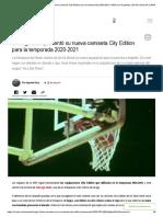 Chicago Bulls presentó su nueva camiseta City Edition para la temporada 2020-2021 _ NBA.com Argentina _ El sitio oficial de la NBA