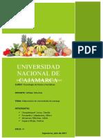 ELABORACIÓN DE MERMELADA DE NARANJA (1)