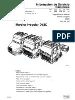 MARCHA IRREGULAR D12C