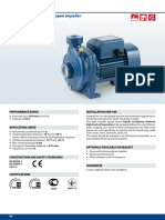 Pedrollo Close Coupled Centrifugal Pump - Semi Open Impeller - NGA.pdf