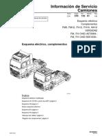 Esquema Eléctrico - versión 2, complementario