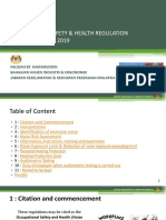 Noise Exposure Regulation 2019