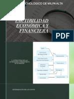FACTIBILIDAD ECONÓMICA Y FINANCIERA.pptx