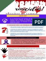 feminicidio Infografías