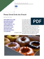 Resep pembuatan donat.pdf