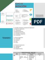 organización como parte del proceso administrativo
