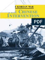 The Korean War The Chinese Intervention