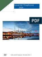 Guide Social Employeur A3C Dunkerque 2020 11