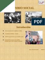 3.Cambio Social