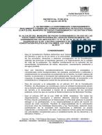 DECRETO No. 70 DE 2016-CMPS