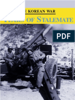 The Korean War Years of Stalemate