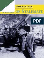 The Korean War Years of Stalemate
