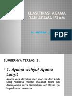 KLASIFIKASI AGAMA DAN AGAMA ISLAM (2).pptx