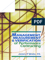 Management Measurement and Verification of Performance Contracting.pdf