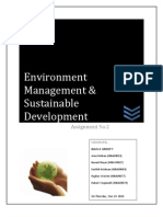 Environment Management Assignment 2- Group 7 - Chapter 13 14 epilogue