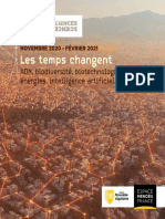 Programme Images de sciences, sciences de l'image 2020