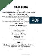Mémoire sur la vie, les ouvrages et les travaux apostoliques du Père Constant Beschi, de la Compagnie de Jésus, mort dans l'Inde au milieu du siècle dernière