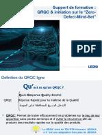 Support QRQC