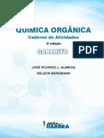 Apostila Química Orgânica