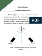 Efect Dopler