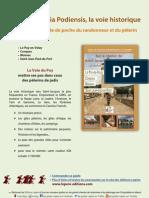 La Via Podiensis, du Puy à St-Jean-Pied-de-Port - guide pratique du chemin vers Compostelle