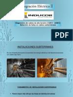 Detección de Fallas en Cables Subterraneos