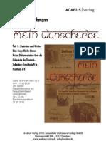 """Press Release """"Mein Wunscherbe. Teil 1"""" von Dietlinde Hachmann"""