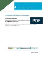 COMAH site-prioritisation-methodology