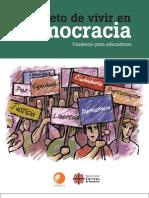 Caritas- El reto de vivir en democraicia
