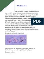 Luz Peralta - T.P.9