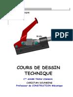 COURS DE DESSIN TECHNIQUE 1ère ANNEE-2