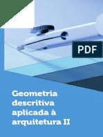 Geometria descritiva aplicada a Arquitetura II.pdf
