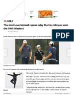 The most overlooked reason why Dustin Johnson won the 84th Masters.pdf