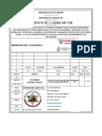 NOTE DE CALCUL MASSIF POUR PANNEAU DE POLICE