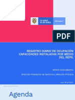 Apoyo Documento Ocupacion Capacidad Instalada