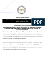 Bailout Press Release 18.11.29 v. Absolute Final