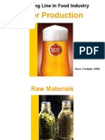 Beer Production