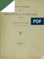 COZZO 1897 I codici capponiani della BAV.pdf