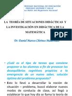 CLASE N° 01 TSD y TRABAJO DE INVESTIGACIÓN